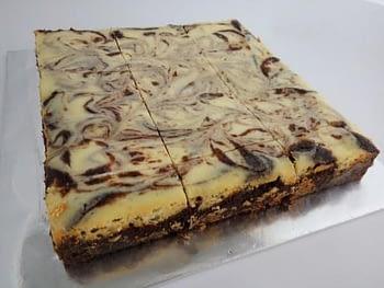 Chocolate Cheese Brownies