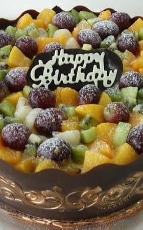 Big Fruit Cake 1