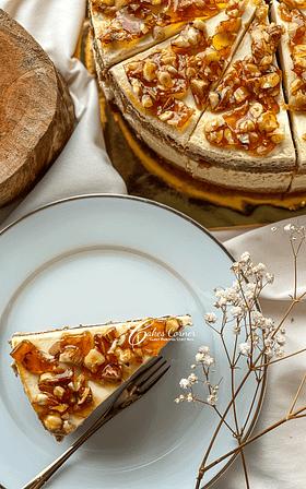 Praline Nut Tiramisu Cake 1