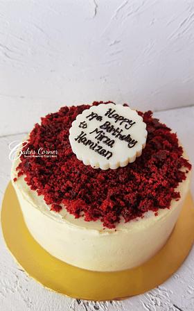 Red Velvet Cake20201027 155533