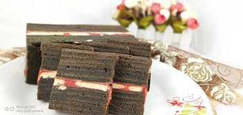 PURE CHOCOLATE LAYER CAKE
