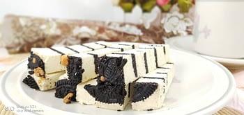 CHEESE OREO LAYER CAKE
