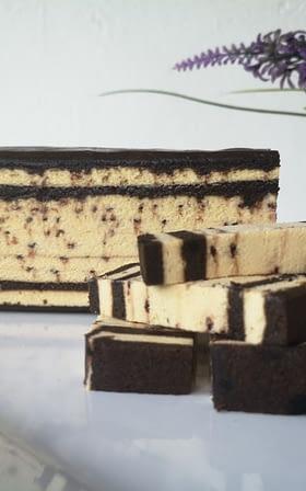 Cappucino Choc Cheese 1