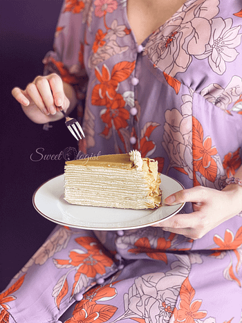 Horlick Cheese Mille Crepe