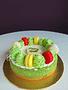 Baked Matcha Cheesecake 1408825cbe