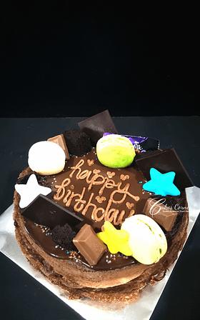 Dark Chocolate Crepe 14042b8df9