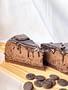 Baked Dark Chocolate Cheese